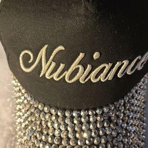NUBIANCE BLING CAP